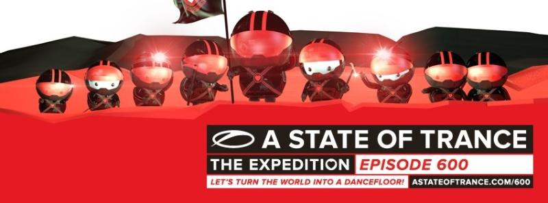 Armin van Buuren Announces #ASOT600 Kuala Lumpur 2013 A State of Trance 600 The Expedition