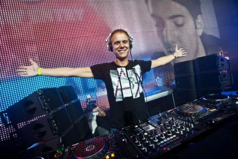 Armin van Buuren Announces #ASOT600 Kuala Lumpur 2013 AvB