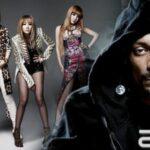 2NE1 Snoop Dogg Adidas