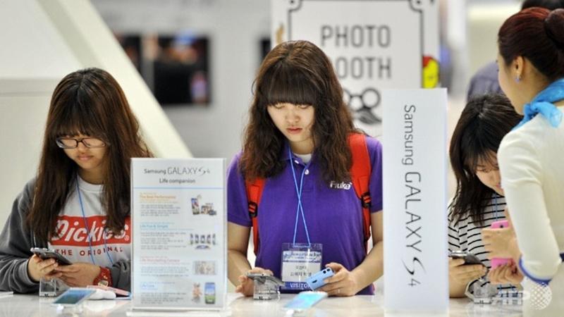 Galaxy S4  Samsung Announces The Samsung Galaxy S4 Mini Galaxy S4