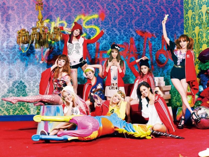 SNSD Girls' Generation I Got A Boy