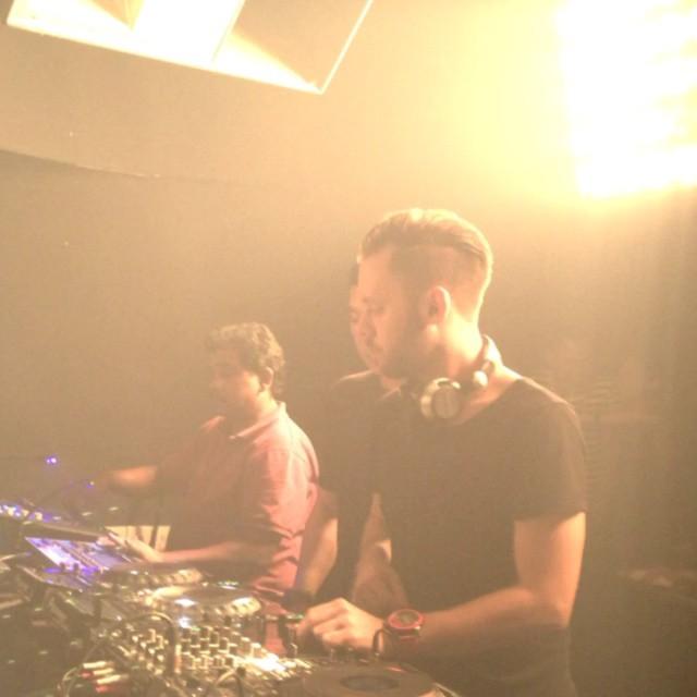 Boom! We are partying with @jordydazz at #ZoukClubKL! #jordydazz