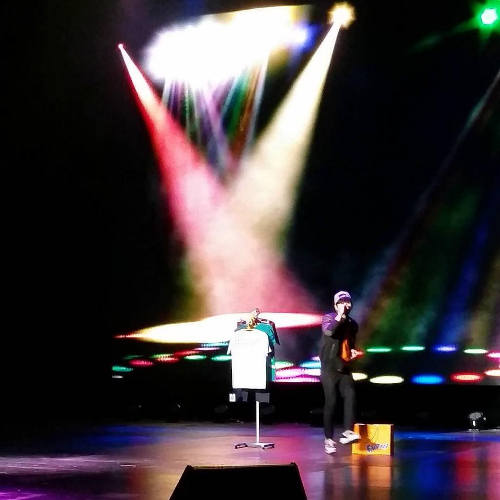 Korean magician OneGun is so good but also so charminghellip